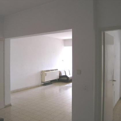 מצב הדירה לפני החידוש