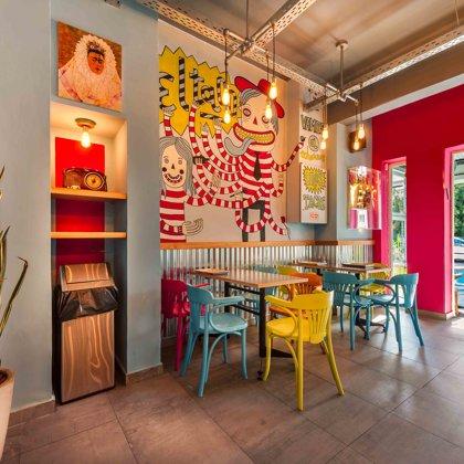 מסעדת EL-TACO | תל אביב