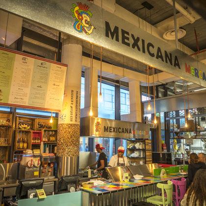 מקסיקנה מרקדו – שוק צפון