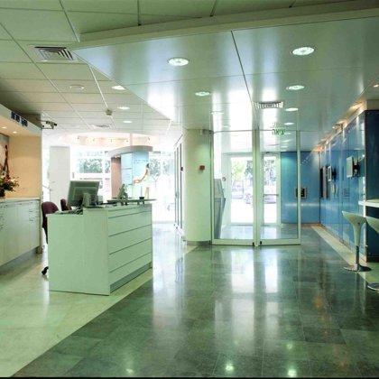 מיתוג סניף בנק לאומי | 2003